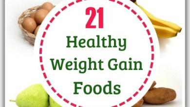 Photo of 21 طريقة صحيه لزيادة الوزن بسرعة