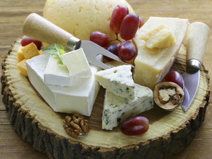 أفضل انواع الجبن المفيده للحامل