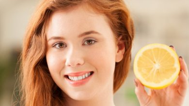 Photo of وصفات الليمون لعلاج قشرة الرأس