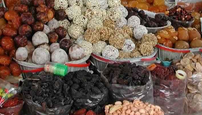 Photo of الفواكه المجففة لزيادة الوزن