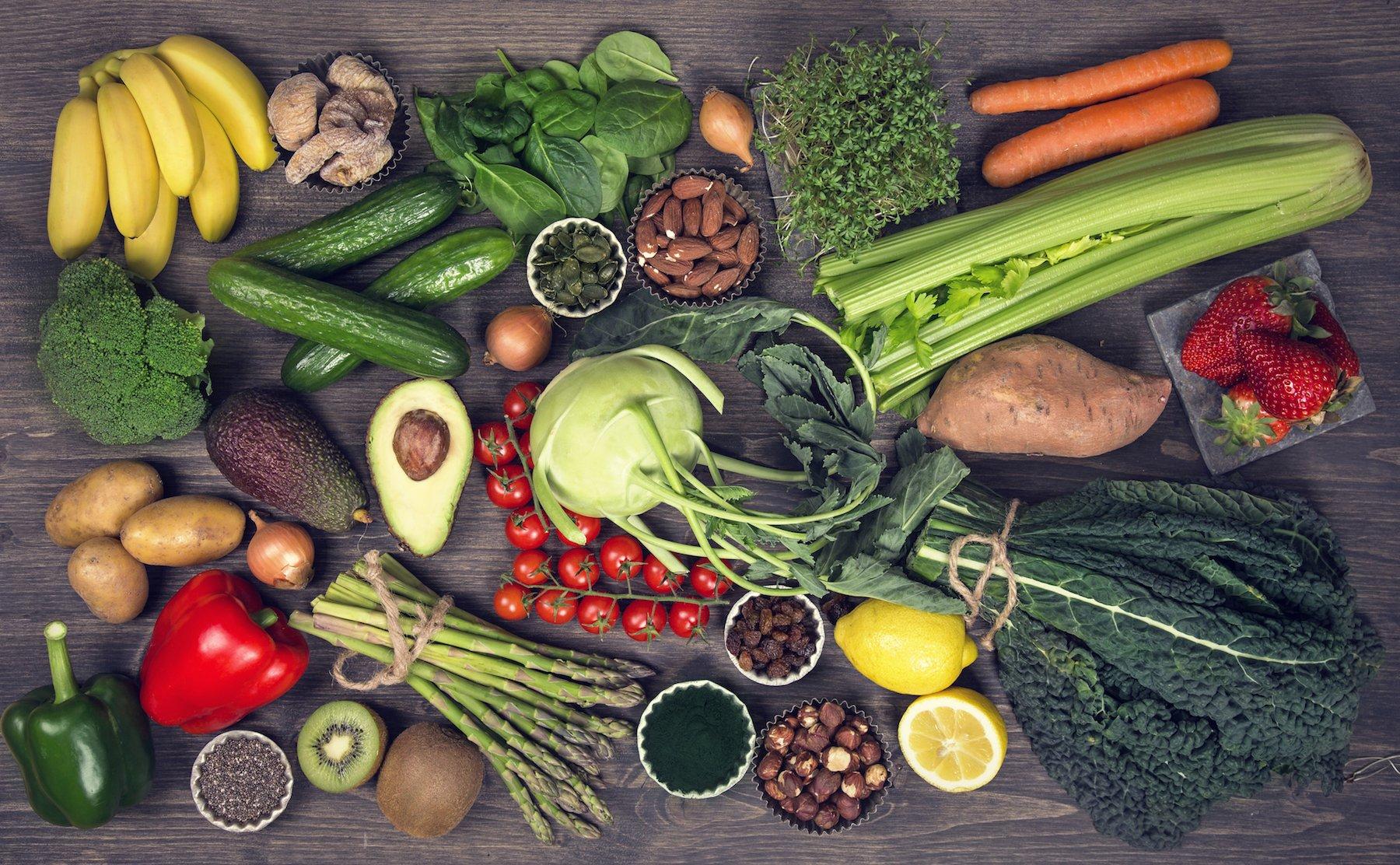 اكلات تزيد قلوية الجسم
