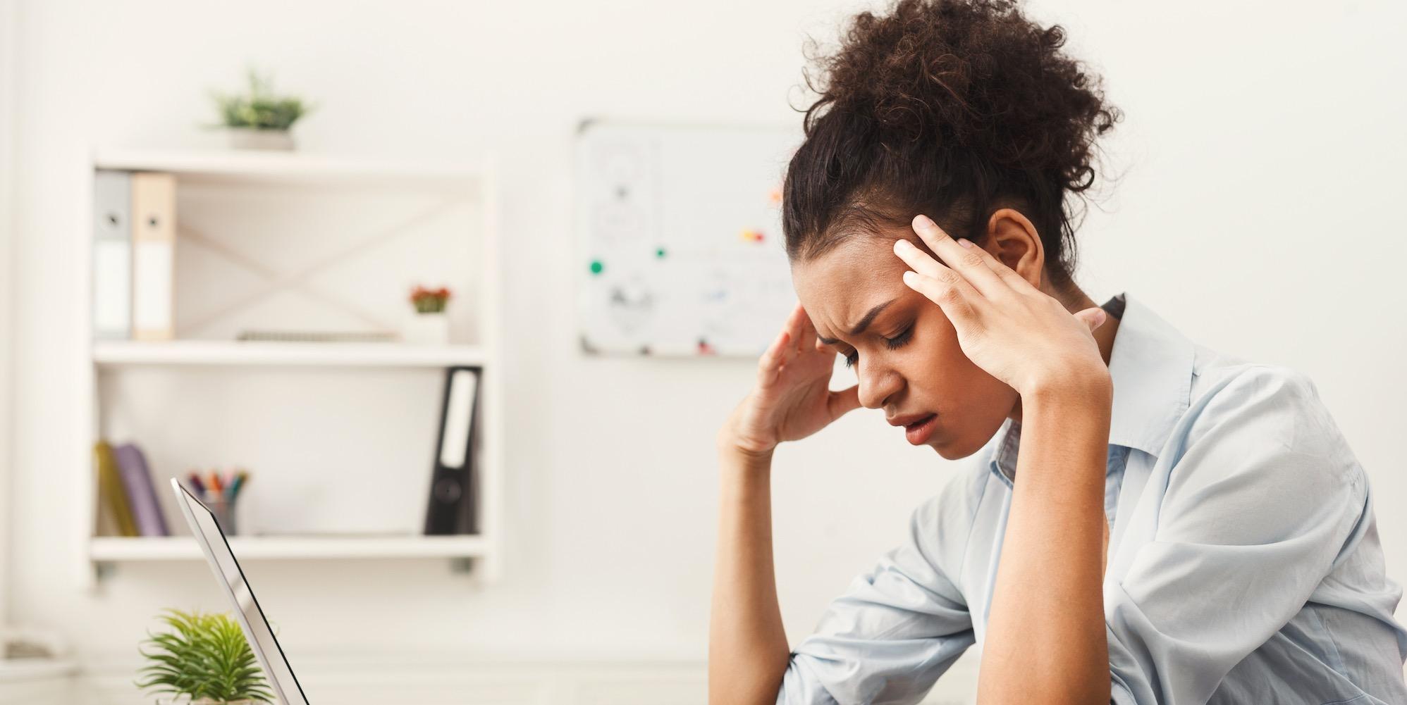 اسباب صداع الراس المستمر