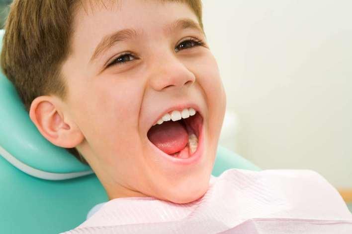 الاسنان اللبنية عند الاطفال
