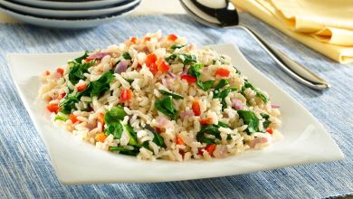 Photo of طريقة عمل الأرز بالخضر