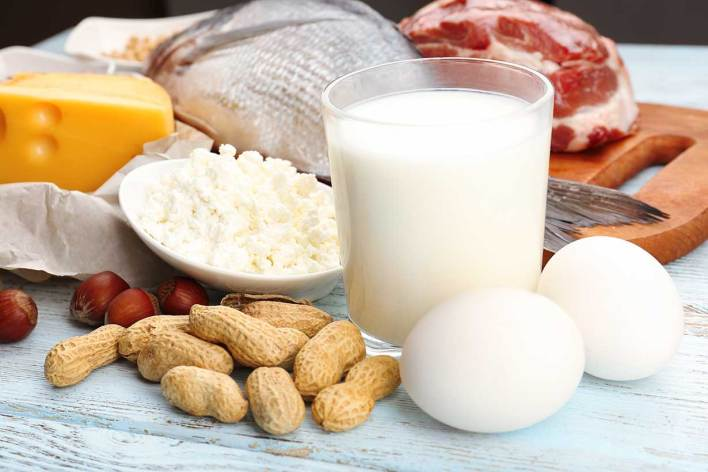 اطعمة تساعد في تسمين الجسم
