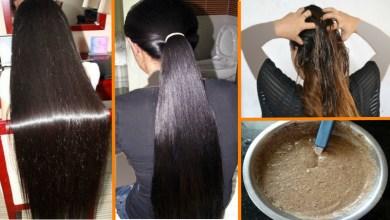 Photo of أسرع 18 خلطة منزلية لتطويل الشعر
