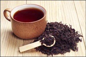 الشاي الاسود لعلاج الشعر الدهني