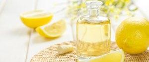 زيت الليمون لعلاج الشعر الدهني