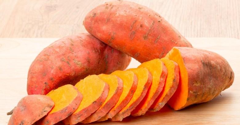 الفوائد الغذائية للبطاطا الحلوة