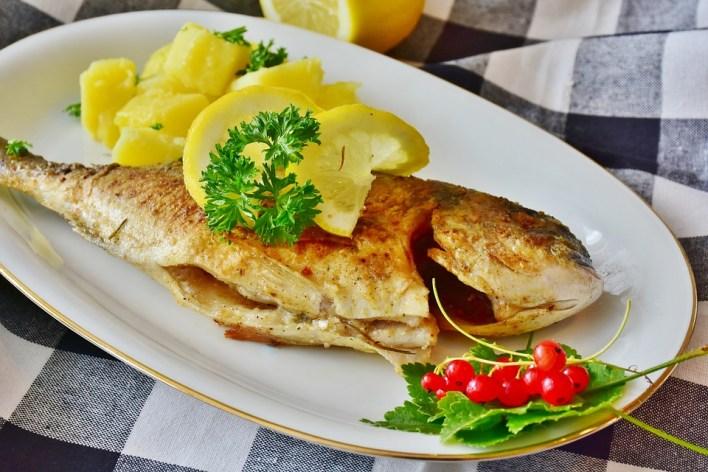 انواع السمك اللذيذ للقلي