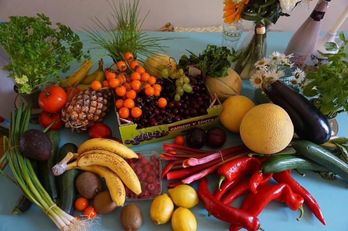 معايير النظام الغذائي الصحي