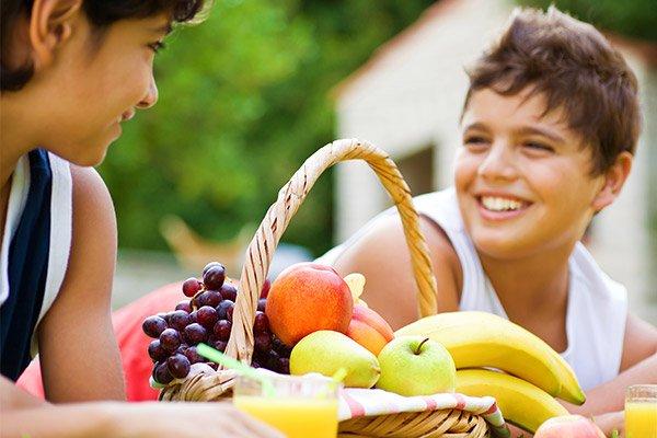 الحفاظ على الصحة في فترة المراهقة