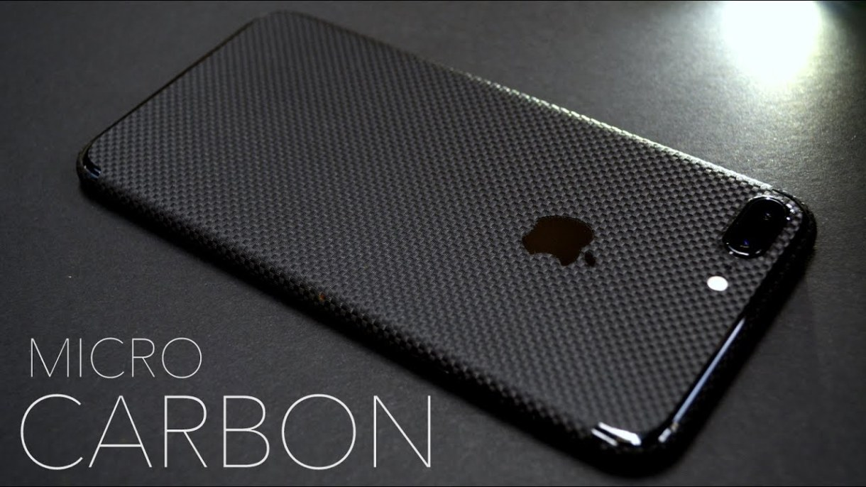 Iphone 7 carbon