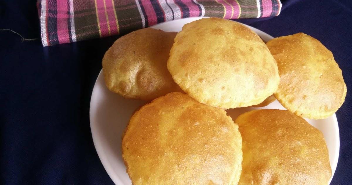 عمل الخبز البوري