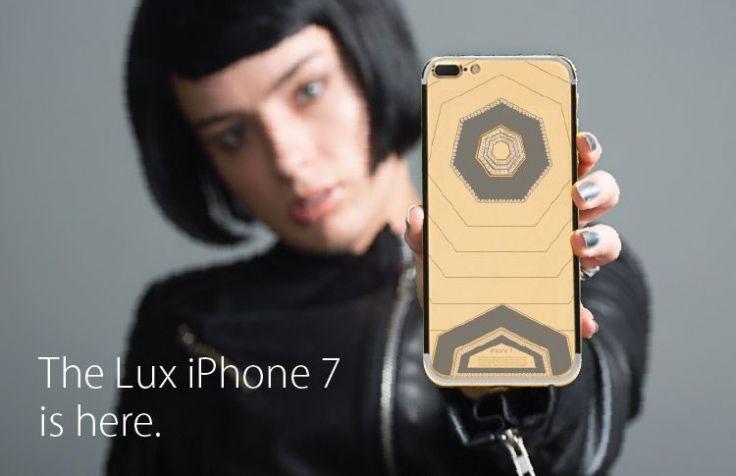 lux iphone 7