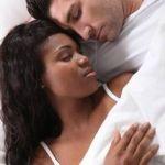 العلاقة الحميمة في الحمل