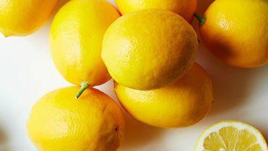 Photo of اهتمي ببشرتك بماسكات سهلة من الليمون
