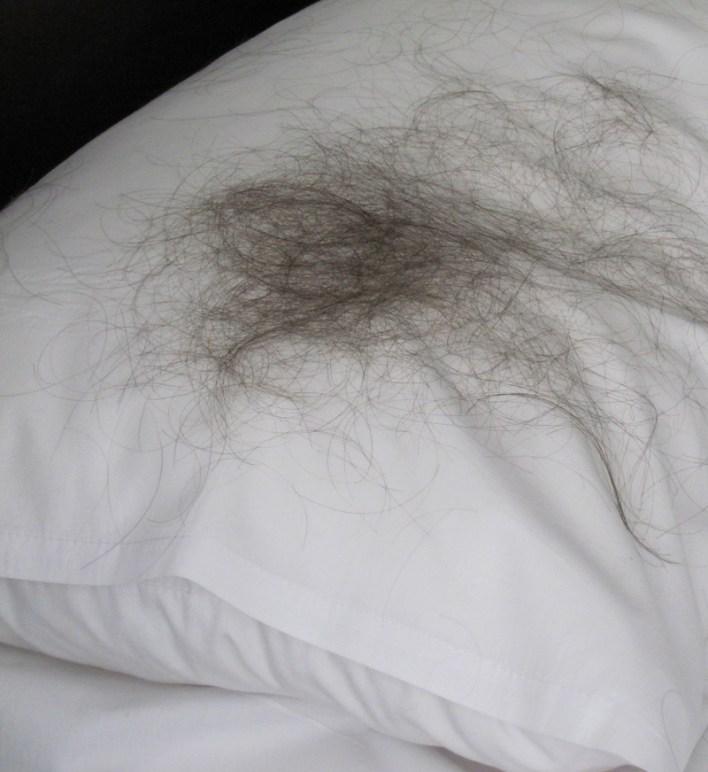 تفسير سقوط الشعر في المنام