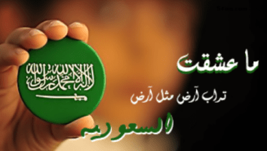 Photo of اشعار وقصائد عن اليوم الوطني 89