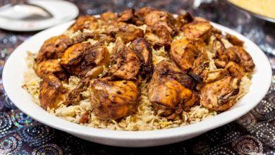Photo of مضغوط الدجاج على الطريقة السعودية