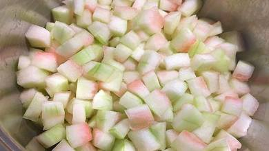 Photo of كيفية الإستفادة من قشر البطيخ