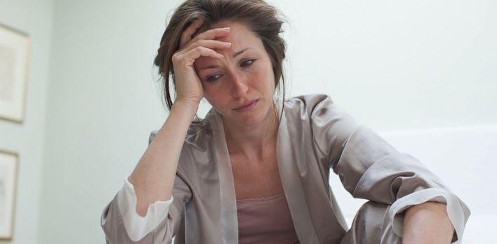 أعراض القلق والتوتر