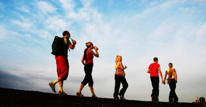 فوائد المشي المذهلة