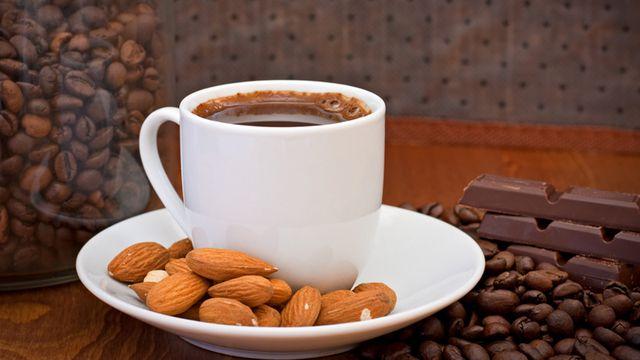 Photo of قهوة اللوز