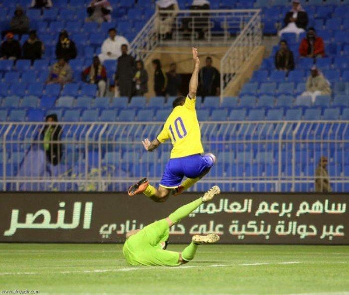 كلمات جميلة عن نادي النصر السعودي