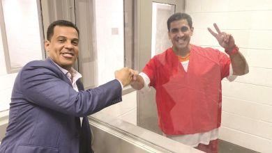 Photo of صور متحرش كويتي يخرج من السجن في أمريكا ويعود لوطنه ليصبح داعية إسلامي