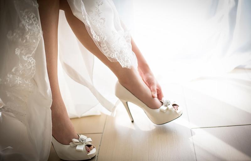 احذية للعرائس فخمة ٢