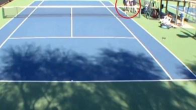 Photo of بالفيديو شجار عنيف بين لاعبتي تنس في بطولة ITF