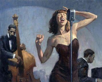 حلم الغناء في المنام