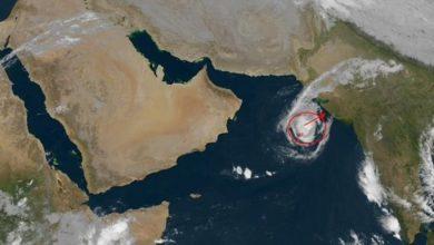 Photo of أعصار مها تتحول إلى عاصفة مدارية