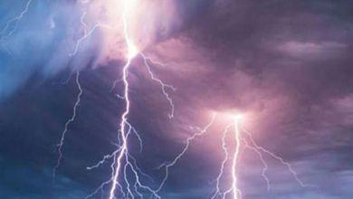 Photo of هطول أمطار رعدية ورياح نشطة على هذه المناطق خلال الساعات القادمة !