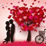 الحب في مرحلة المراهقة