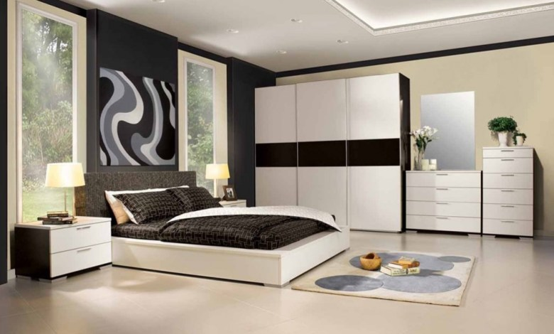 Photo of اشيك غرف نوم جديده , مريحة تنوعاتها اللونية المودرن