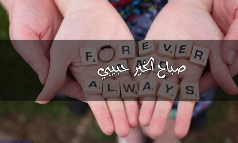 Photo of صور صباح الخير , صور عبارات صباحية للحبيب