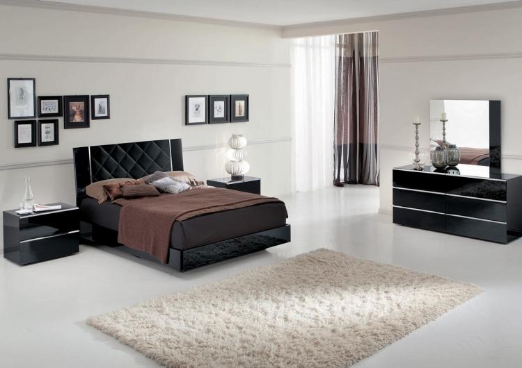 غرف نوم حديثة . 7
