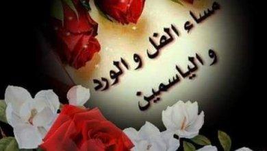 Photo of مساء الفل , عبارات مساء الفل والورد