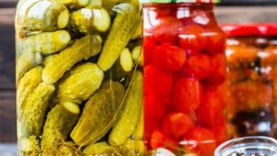 Photo of فوائد استخدام الطعام المخلل, فوائد المخلل للقولون