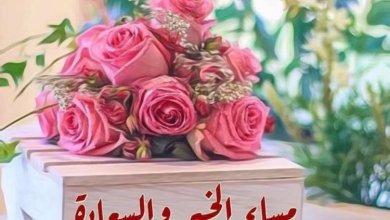 Photo of اروع كلمات مساء الخير , مساء الخير للاحباب