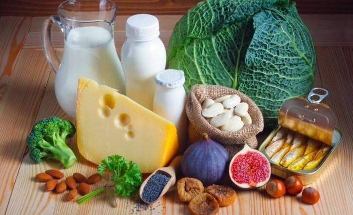 أغذية تحتوي على نسبة كبيرة جدا من الكالسيوم