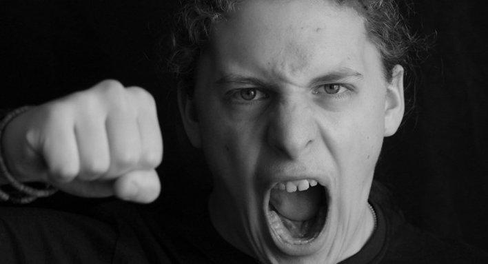 طرق التغلب على الغضب