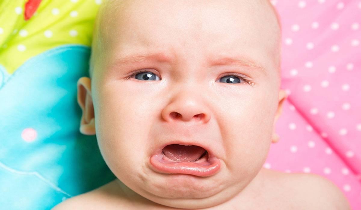 بكاء الأطفال عند الشعور بالتعب