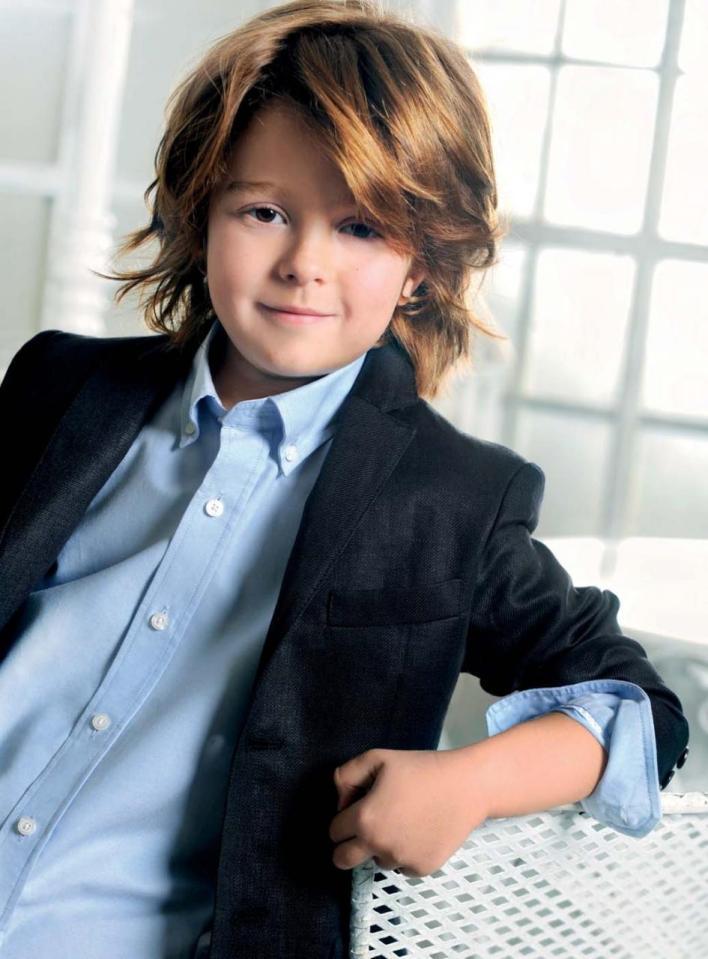 زيادة كثافة شعر الأطفال
