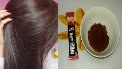 Photo of وصفة صبغة قهوة النسكافية لصبغ الشعر بشكل طبيعي