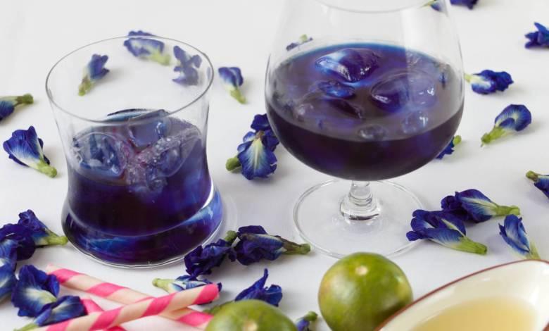 Photo of فوائد الشاي الأزرق للرجيم