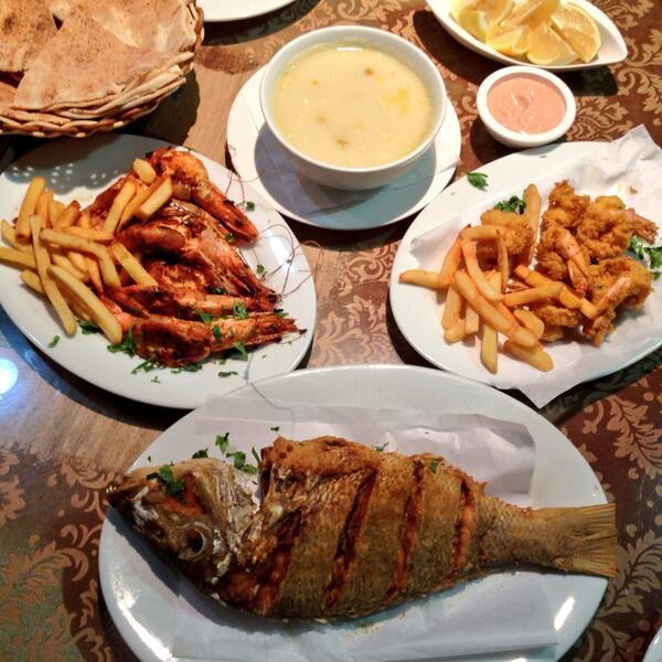 افضل مطاعم السمك للعائلات في جدة .