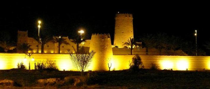 افضل و جهات سياحية في السعودية .